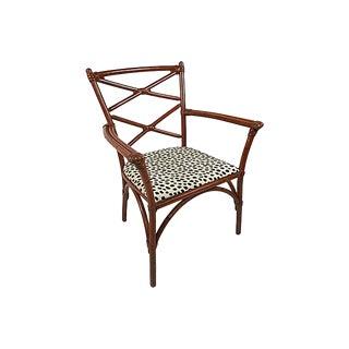 Heywood Wakefield Armchair For Sale