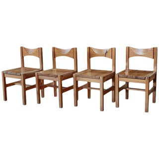 1960s Vintage Ilmari Tapiovaara Dining Chairs- Set of 4 For Sale