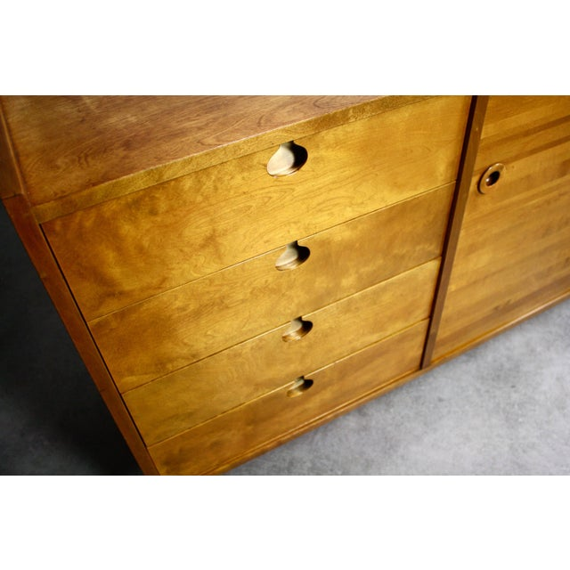 Mid-Century Modern Edmond Spence Dresser / Case Piece, Sweden For Sale - Image 3 of 5