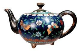 Image of Asian Antique Tea Pots