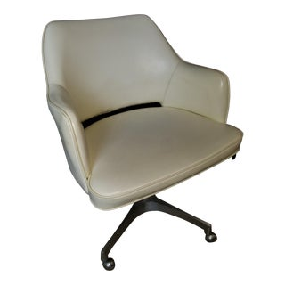Mid Centuy Knoll Style Office Swivel Chair