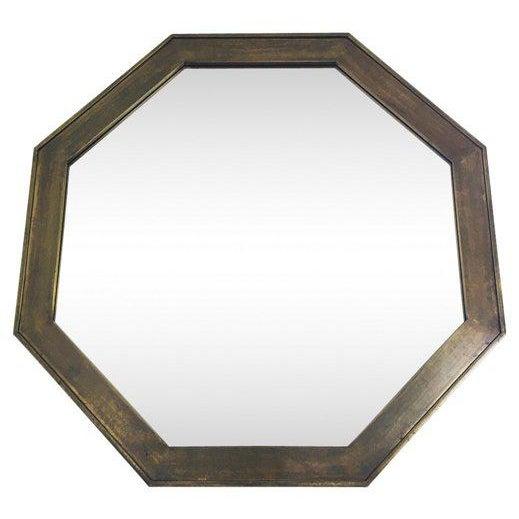 John Widdicomb Bronze Mirror For Sale In Philadelphia - Image 6 of 6