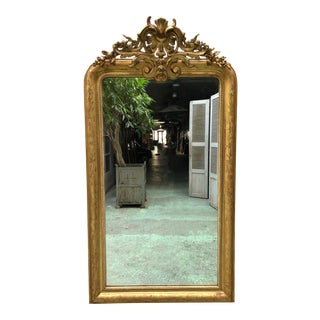 French Louis Philippe Mirror , 19th Century For Sale