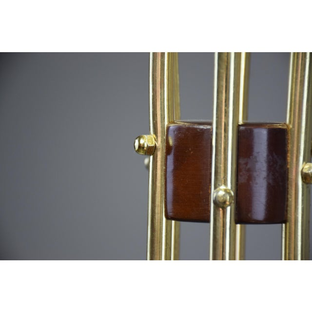 French Midcentury Coat Hanger, 1950s For Sale - Image 4 of 13