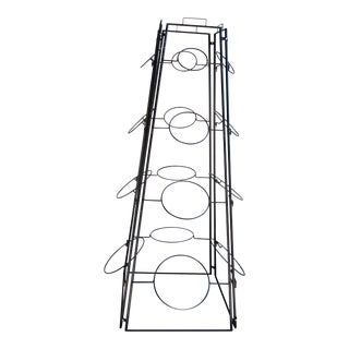 Wrought Iron Plant Stand Tree For Sale