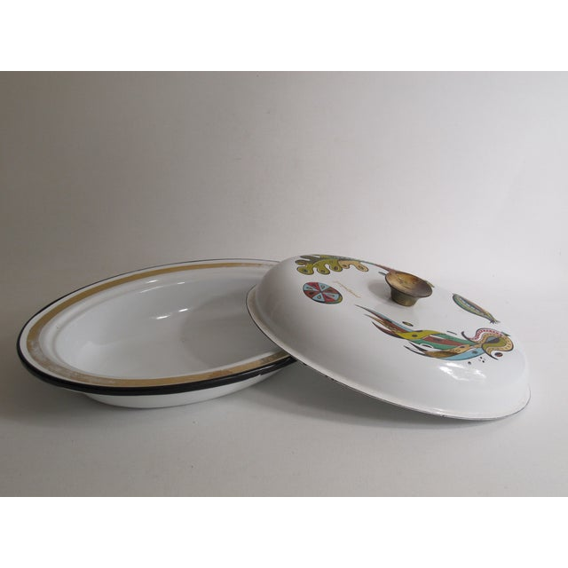 Georges Briard Lidded Dish - Image 4 of 6