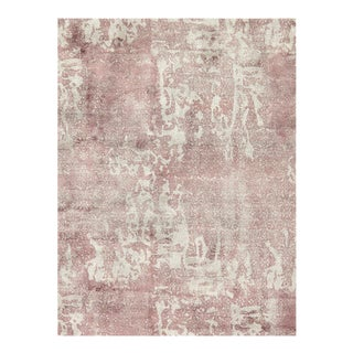 Pasargad Modern Toupe Rug - 6' X 9' For Sale