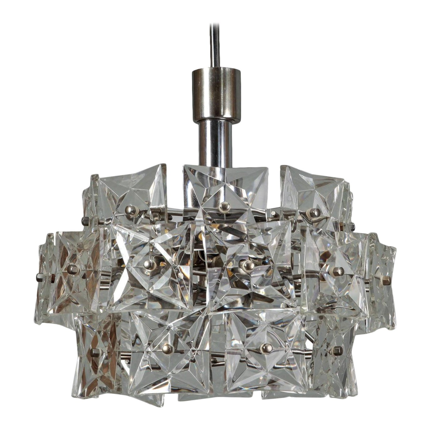 pendant stores brizzo of modern chrome lights cristallo round lighting picture crystal polished chandelier