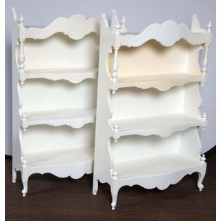 1970s Vintage Richard Himmel Wall Shelves- a Pair Preview
