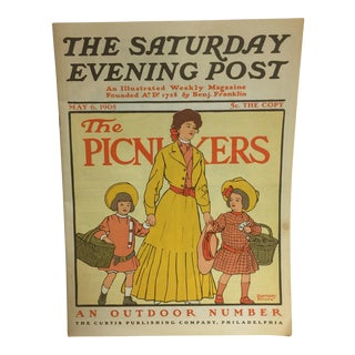 """Saturday Evening Post"" Book"
