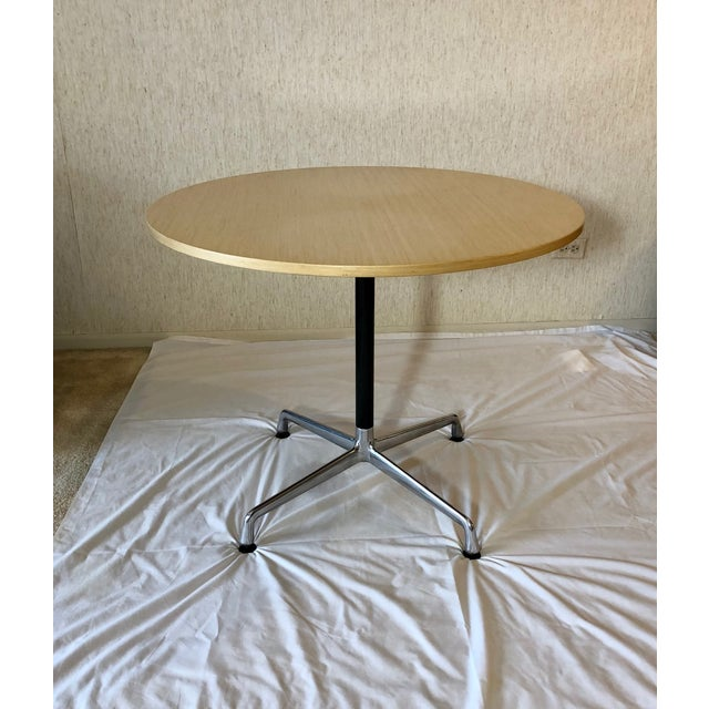Eames Office By Herman Miller 36 Round, Herman Miller Eames Round Dining Table