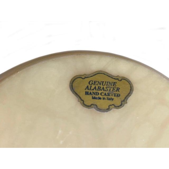 Mid 20th Century Mid Century Italian Alabaster Box For Sale - Image 5 of 6