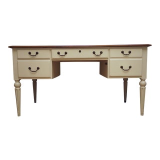 Ethan Allen Country Crossings Maple Desk