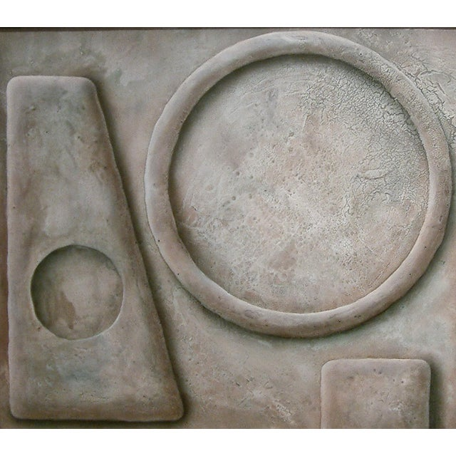 """Contemporary 1978 United States Contemporary Don C. Nix """"Elegy of Selket"""" (Xviii) For Sale - Image 3 of 10"""
