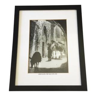 Photograph Jerusalem,The Old City 1930 For Sale