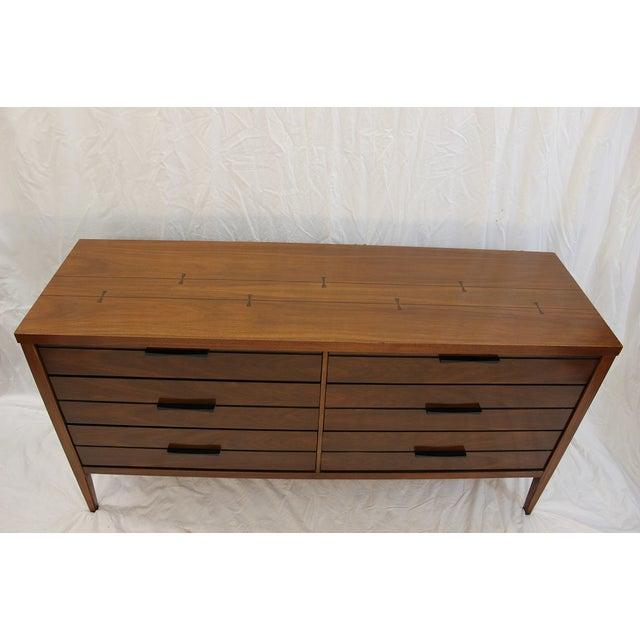 Mid Century Modern Lane Credenza Dresser - Image 5 of 8
