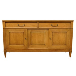 "20th Century Italian Century Furniture Tuscan Style 60"" Buffet For Sale"