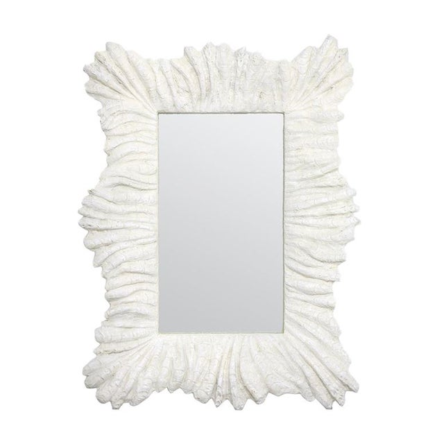 Siena Resin Mirror From Made Goods For Sale In Wichita - Image 6 of 6