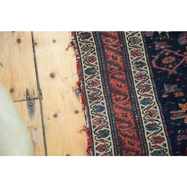 """Antique Malayer Rug - 4'1"""" X 6'6"""" - Image 7 of 9"""