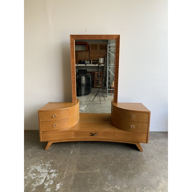 Paul Frankl for Brown and Saltman Vanity For Sale - Image 13 of 13