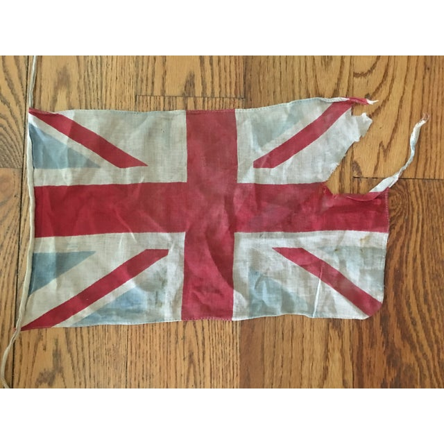 Vintage Union Jack Bunting For Sale In Phoenix - Image 6 of 8