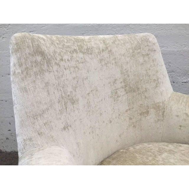 Pair of Danish Modern Lounge Chairs Ib Kofod Larsen - Image 6 of 7