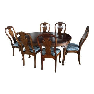 Councill Dining Room Set Table & Chairs For Sale