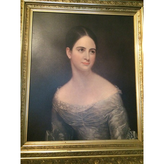 Miss Pearce by Thomas Sully For Sale In Greensboro - Image 6 of 7