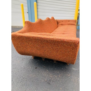 1970s Vintage Adrian Persall Unusual Sofa Preview