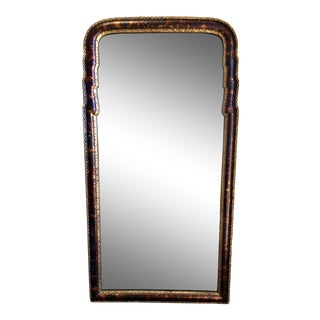 Carvers Guild Tall Tortoise Shell Mirror For Sale