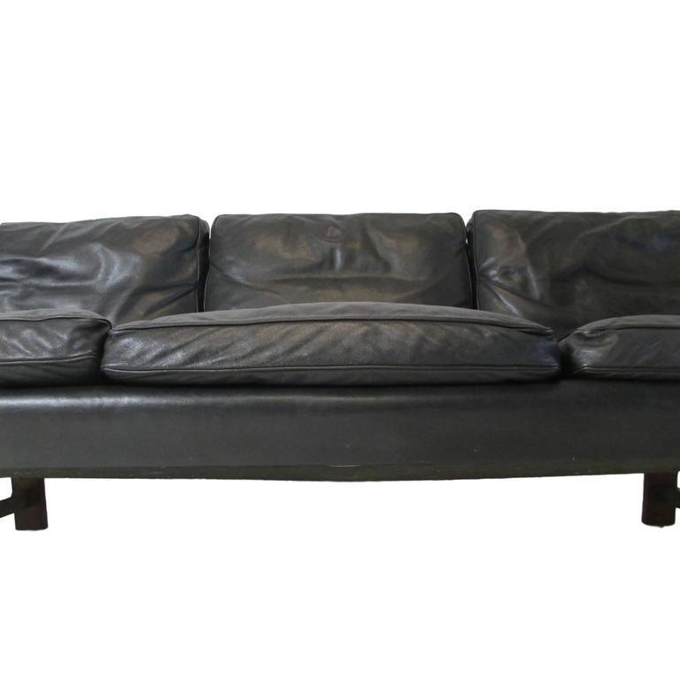 Danish Midcentury Sofa By Aarhuspol   Image 2 Of 10