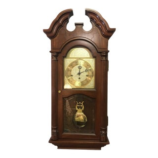 Sligh Wooden Wall Clock