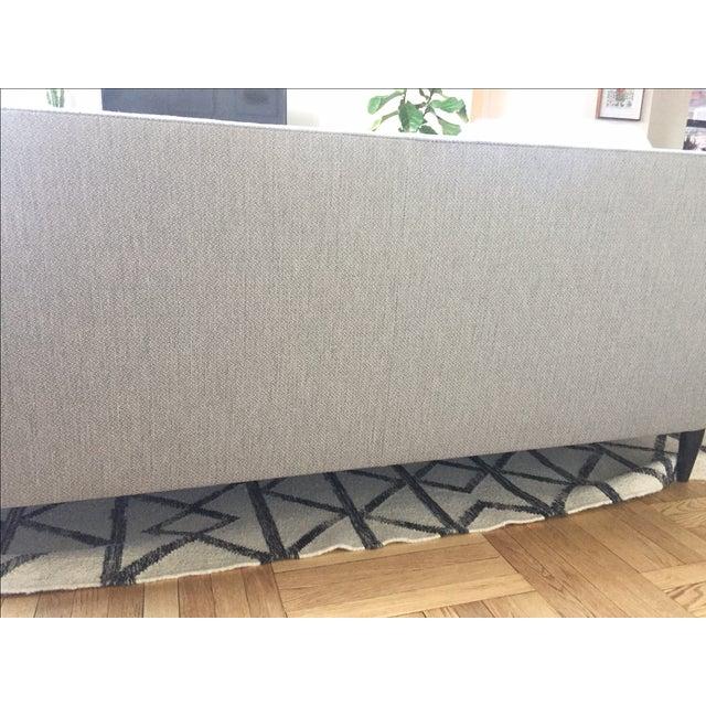 Crate & Barrel Mid-Century Modern Gia Sofa - Image 7 of 7