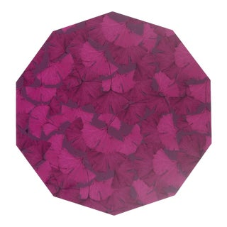 Ginko Placemat in Purple For Sale
