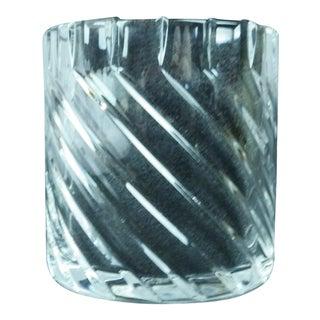 Baccarat Kalimnos Crystal Vase For Sale