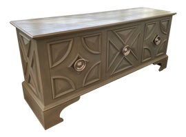 Image of Gustavian (Swedish) Credenzas and Sideboards