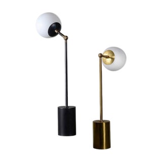 Pair of Tango Table Lamps by Paul Matter For Sale