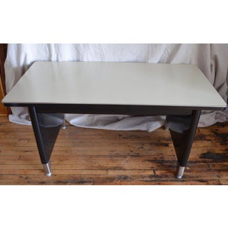 Industrial Steel, Invincible, Tanker Style; 5 Matching Desks Available Preview