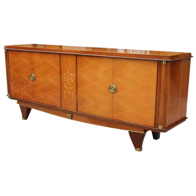 French Art Deco Palisander Sideboard - Image 1 of 10