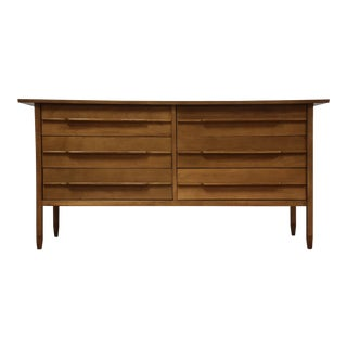 Milo Baughman for Murray Maple Dresser For Sale