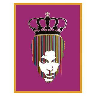 """""""King Prince I"""" Painting by Mauro Oliveira For Sale"""