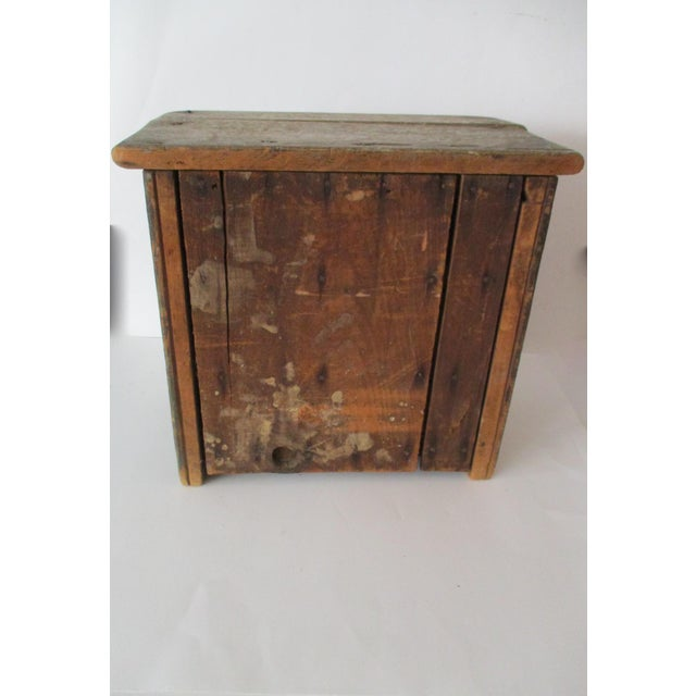 Farm Country 1940's Storage Cabinet - Image 5 of 11