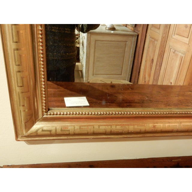 Regency 19th C. Louis Philippe Mirror For Sale - Image 3 of 5
