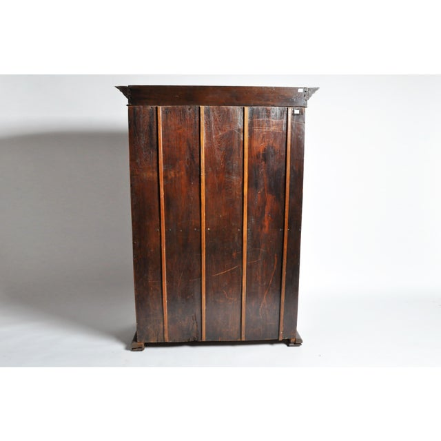 British Colonial British Colonial Victorian Armoire For Sale - Image 3 of 11
