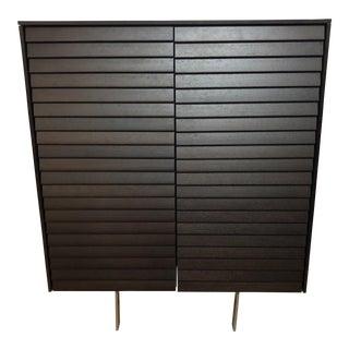 Punt Mobles Four Door Storage Cabinet