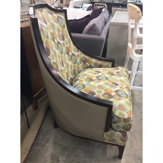 Vintage Fairfield Abstract Chair Preview