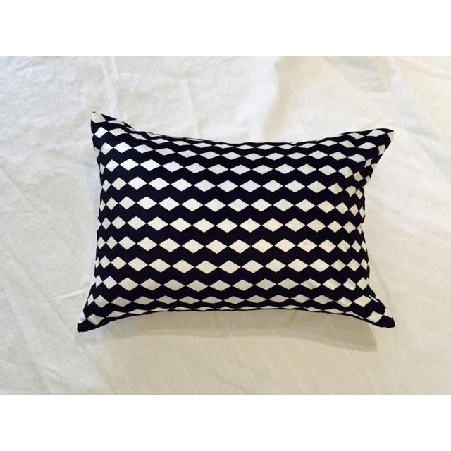 Velvet Diamond Pillow - Image 2 of 3