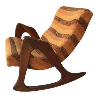 Adrian Pearsall Rocking Chair For Sale