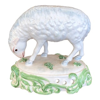Chelsea House Italy Ceramic Sheep For Sale