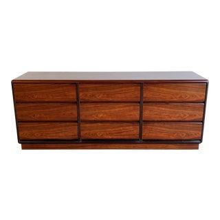 1970s Brouer Mobelfabrik Rosewood Danish Modern Dresser For Sale